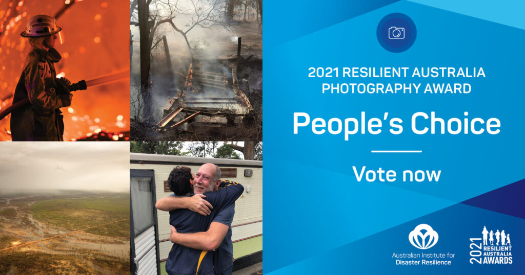 Resilient Australia Photography Awards People's Choice voting now open